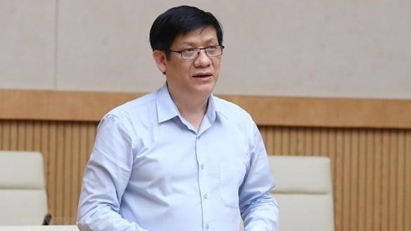Thủ tướng bổ nhiệm ông Nguyễn Thanh Long làm quyền Bộ trưởng Bộ Y tế