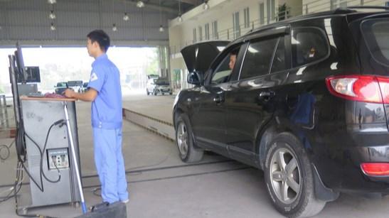 Xử lý nghiêm xe ô tô hết niên hạn sử dụng