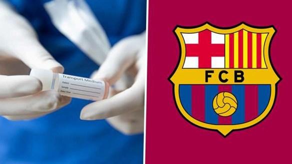 Phát hiện ca Covid-19, Barca có phải hoãn đại chiến với Bayern?
