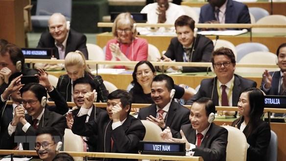 Việt Nam - thành viên tin cậy, chủ động, trách nhiệm của Liên hợp quốc