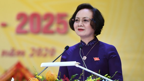 Không tham gia Tỉnh ủy khóa mới, bà Phạm Thị Thanh Trà làm Thứ trưởng Bộ Nội vụ