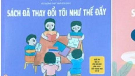 Ra mắt bộ sách các bài thi xuất sắc cuộc thi 'Đại sứ văn hóa đọc'