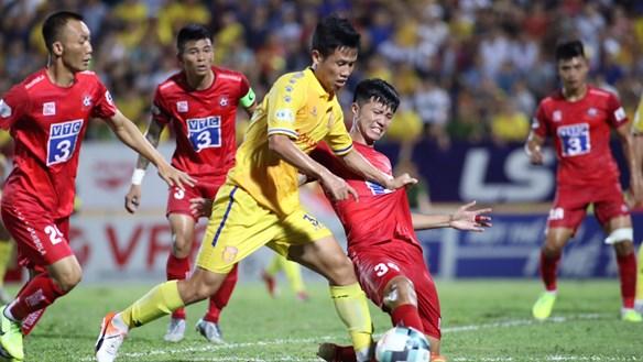 Vòng 4 V.League 2020: Căng thẳng cuộc đua vô địch