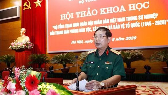 Thêm 2 Thứ trưởng Bộ Quốc phòng, Đại tướng Ngô Xuân Lịch có 11 cấp phó