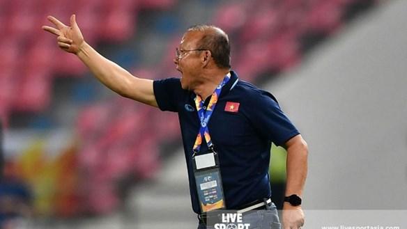 Báo châu Á lo chu kỳ thành công của HLV Park Hang Seo sắp hết
