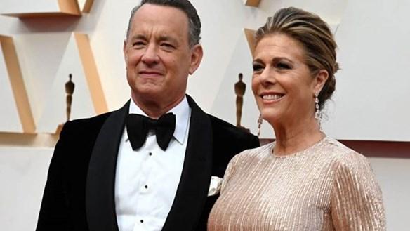 Tom Hanks và vợ Rita Wilson nhập viện vì nhiễm Covid-19