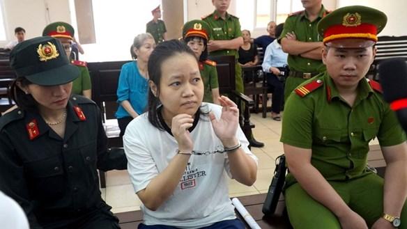 Chủ mưu vụ 'thi thể trong bê tông' xin lỗi nạn nhân sau khi bị tuyên án tử