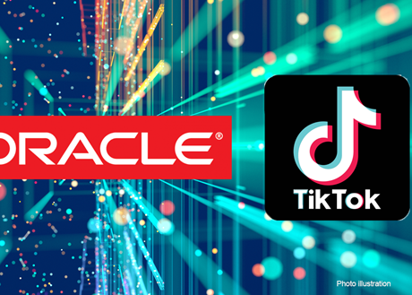 Oracle giành ưu thế trong thương vụ chuyển nhượng TikTok