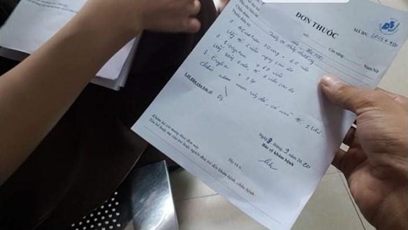 Sau phản ánh của Đại Đoàn Kết, BV Da liễu TW xử lý bác sĩ vi phạm kê đơn