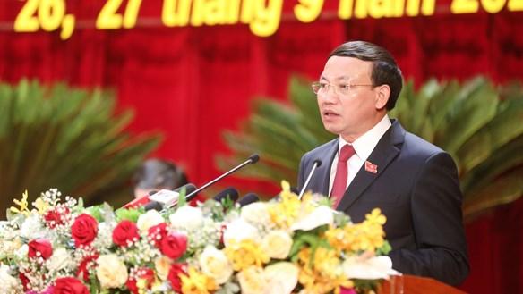 Chân dung ông Nguyễn Xuân Ký, Bí thư Tỉnh ủy Quảng Ninh