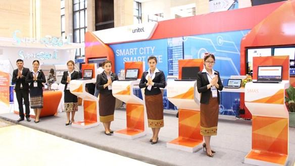Viettel tại Lào giành giải thưởng quốc tế nhờ hỗ trợ chính phủ thúc đẩy quá trình chuyển đổi số