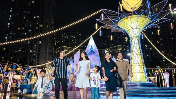 Trung thu 2020: Đón mùa trăng an lành bên gia đình, sẻ chia không khí lễ hội tại Vincom 3 miền