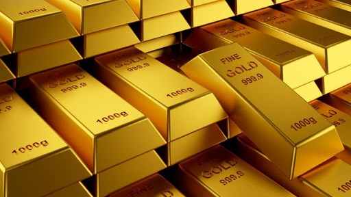 Vàng tăng tốc, vượt 57 triệu đồng/lượng