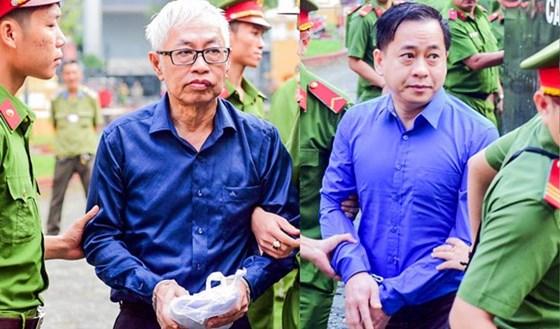 Sai phạm tại Ngân hàng Đông Á: Ngày 2/7, bị cáo Trần Phương Bình tiếp tục hầu tòa