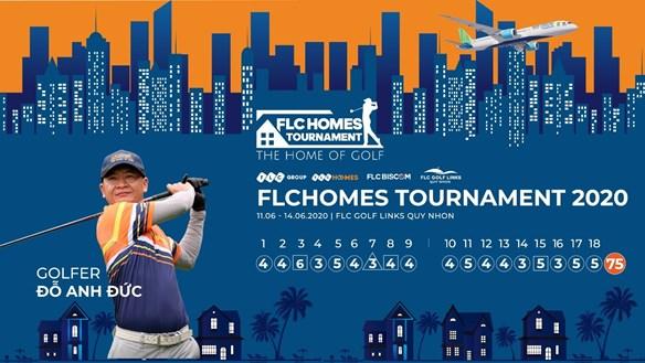 Đỗ Anh Đức tiếp tục bảo vệ thành công ngôi vô địch FLCHOMES tournament 2020