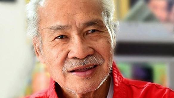 Giã biệt kỳ nhân võ thuật, Nghệ sĩ nhân dân Lý Huỳnh