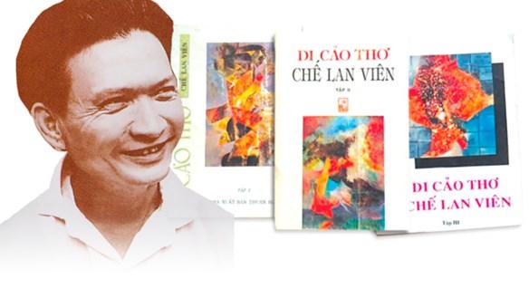 Chế Lan Viên - Nhà thơ lớn của văn học Việt Nam
