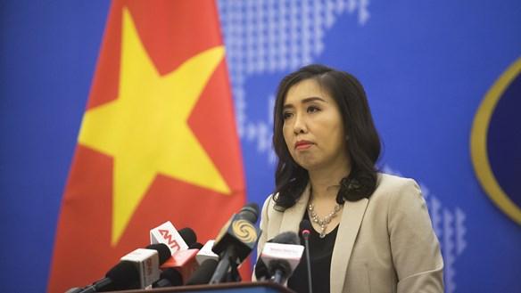 Hoàng Sa và Trường Sa là bộ phận không thể tách rời của Việt Nam