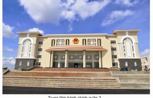 Sở Nội vụ TP HCM đề xuất vị trí đặt Trụ sở Thành ủy Thủ Đức