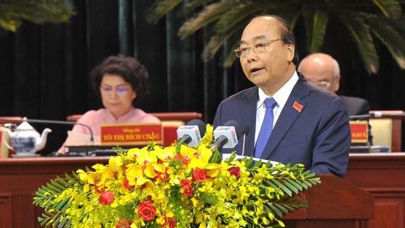 Thủ tướng: TP HCM cần vận dụng các sáng kiến, thí điểm các cơ chế đặc thù