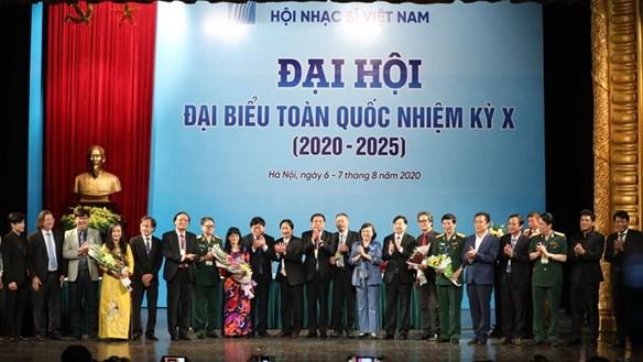 Hội Nhạc sĩ Việt Nam chủ động phát huy vai trò phản biện xã hội