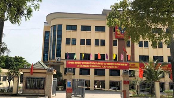 Thanh Hoá: Một CSGT bị tước danh hiệu Công an nhân dân