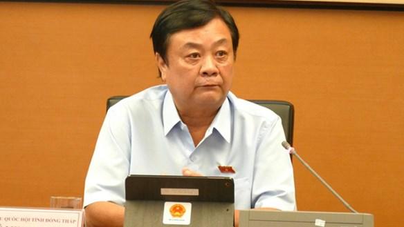 Bí thư Tỉnh ủy Đồng Tháp làm Thứ trưởng Bộ Nông nghiệp