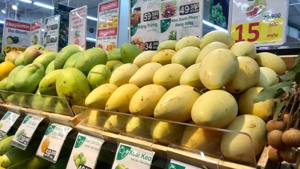 Khai thông xuất khẩu hoa quả Việt Nam sang Mỹ