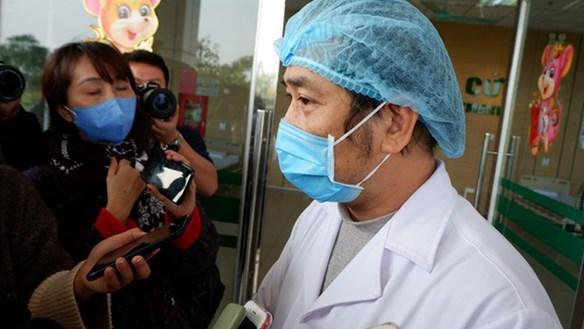 Bác sĩ Nguyễn Trung Cấp được tặng danh hiệu 'Công dân Thủ đô ưu tú'