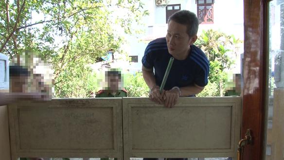 Quảng Nam: Thực nghiệm điều tra vụ phá két trộm gần 1,5 tỷ đồng
