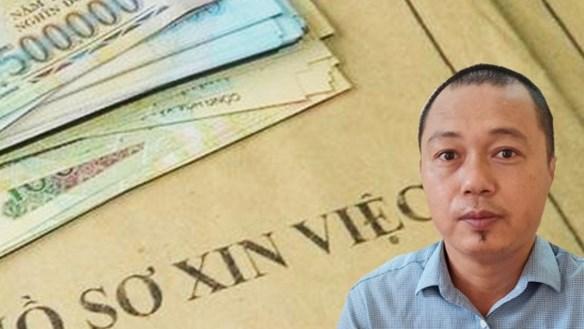 Khởi tố nguyên Đại úy Quân đội lừa 'chạy trường' 2 tỷ đồng
