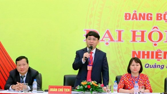 Giám đốc Sở GTVT giữ chức Phó Bí thư Thành ủy Quảng Ngãi