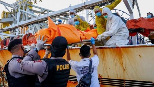 Tìm thấy thi thể đóng băng của thuyền viên Indonesia trên tàu cá Trung Quốc