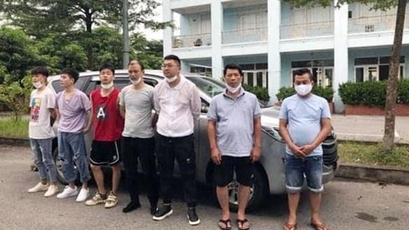 Phát hiện 21 vụ người Trung Quốc nhập cảnh trái phép, khởi tố 5 vụ