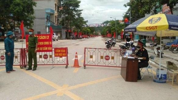 Lịch trình của 6 bệnh nhân Covid-19 ở Bắc Giang, Lạng Sơn