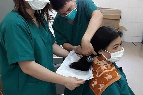 Dành sự tri ân tới các bác sĩ ở tuyến đầu
