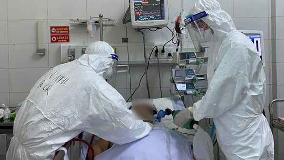 Bệnh nhân thứ 14 tử vong liên quan đến Covid-19