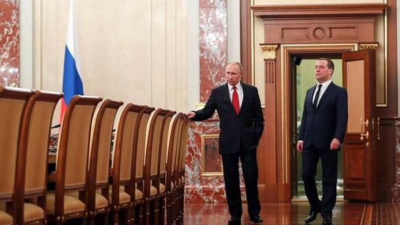 Tổng thống Putin có thu nhập thấp nhất so với nhiều quan chức Liên bang
