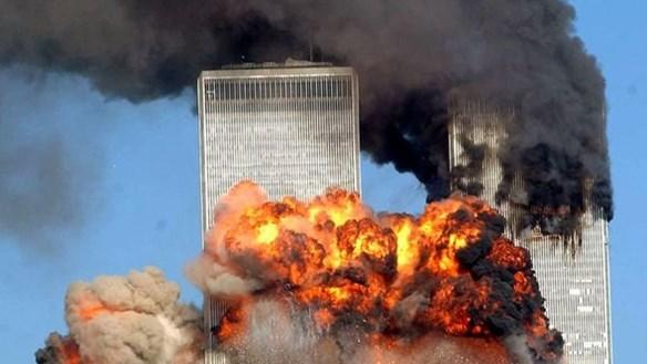 [ẢNH] Khoảnh khắc kinh hoàng vụ khủng bố 11/9 tại Mỹ