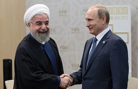 Bất chấp đe dọa trừng phạt, Nga - Iran vẫn 'bắt tay' trong nhiều lĩnh vực