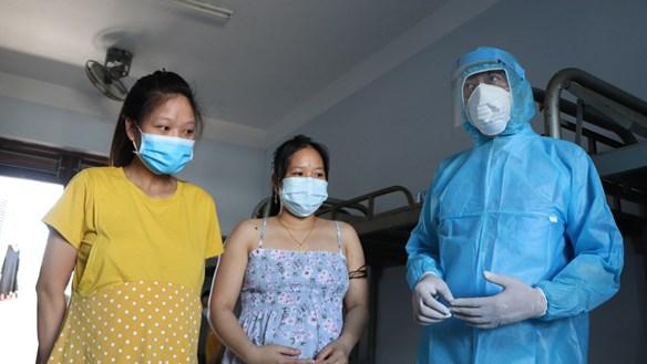 Quảng Nam: Cách ly 228 công dân về từ châu Âu