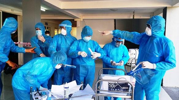 CDC Quảng Nam nỗ lực không ngừng nghỉ