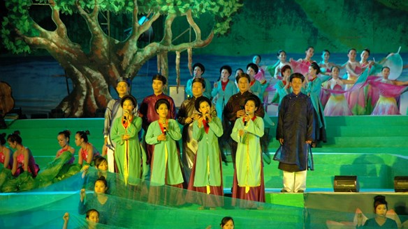 Bảo vệ, phát huy giá trị của di sản văn hóa dân ca ví, giặm Nghệ Tĩnh