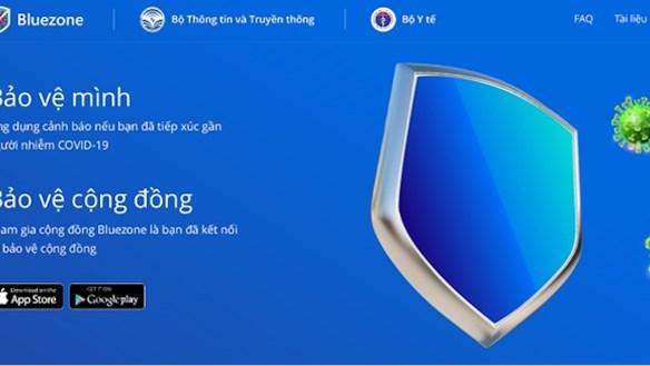 14,9 triệu lượt người đã tải ứng dụng Bluezone