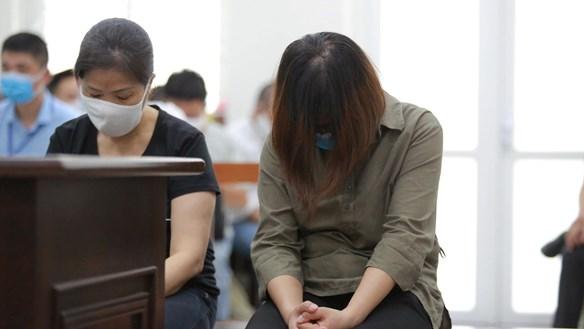 Vụ Gateway: Nguyễn Thị Thủy khóc vì cho rằng án nặng