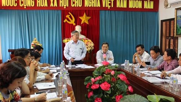 Bình Định: Triển khai Kế hoạch giám sát xây dựng nông thôn mới