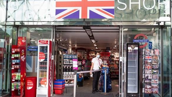 Kinh tế nước Anh rơi vào suy thoái