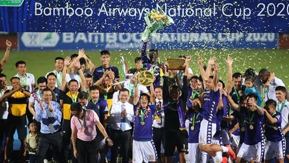 Đánh bại Viettel, Câu lạc bộ Hà Nội vô địch cúp Quốc gia