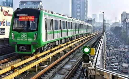 Hà Nội đề xuất chi hơn 65 ngàn tỷ đồng làm tuyến metro số 5