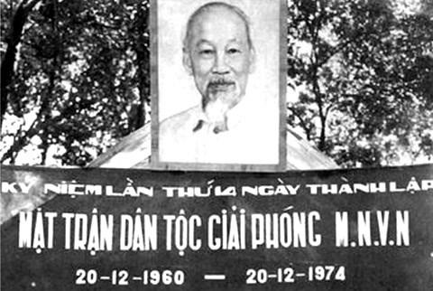Mặt Trận Dan Tộc Giải Phong Miền Nam Việt Nam đong Gop To Lớn Trong Khang Chiến Chống Mỹ Cứu Nước